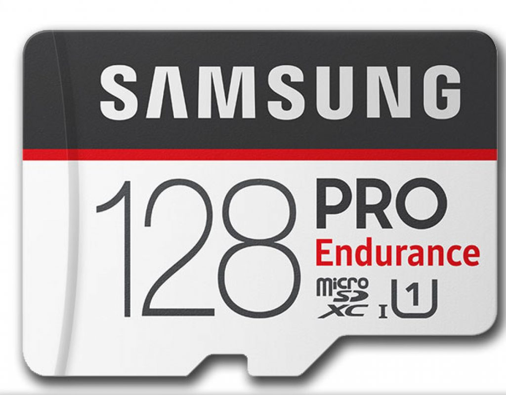 Samsung introduces PRO Endurance memory cards
