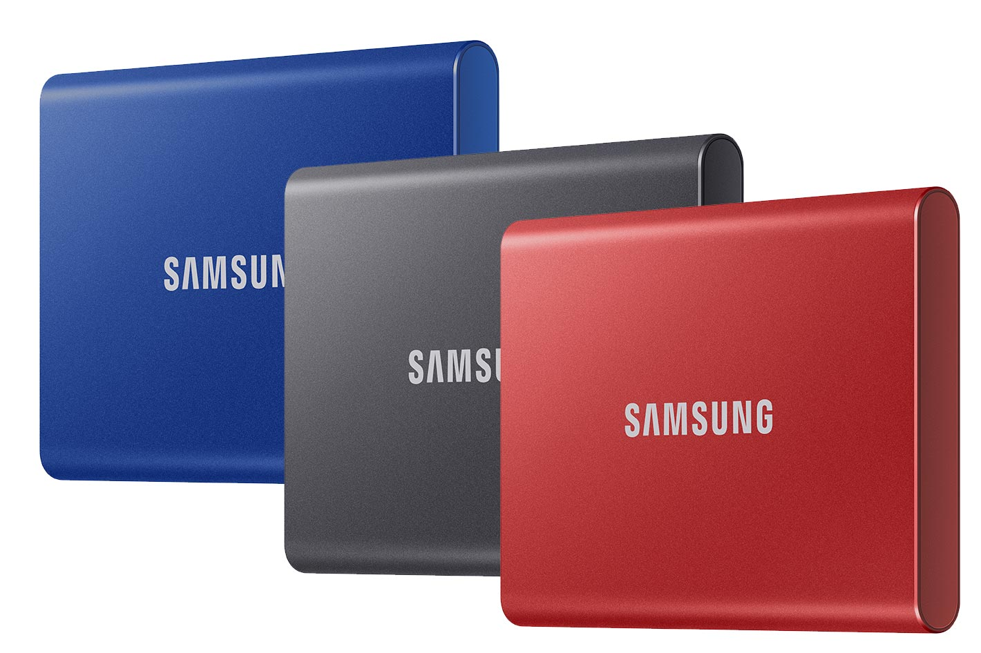 Samsung Portable T7 SSD: fast mobile storage now available