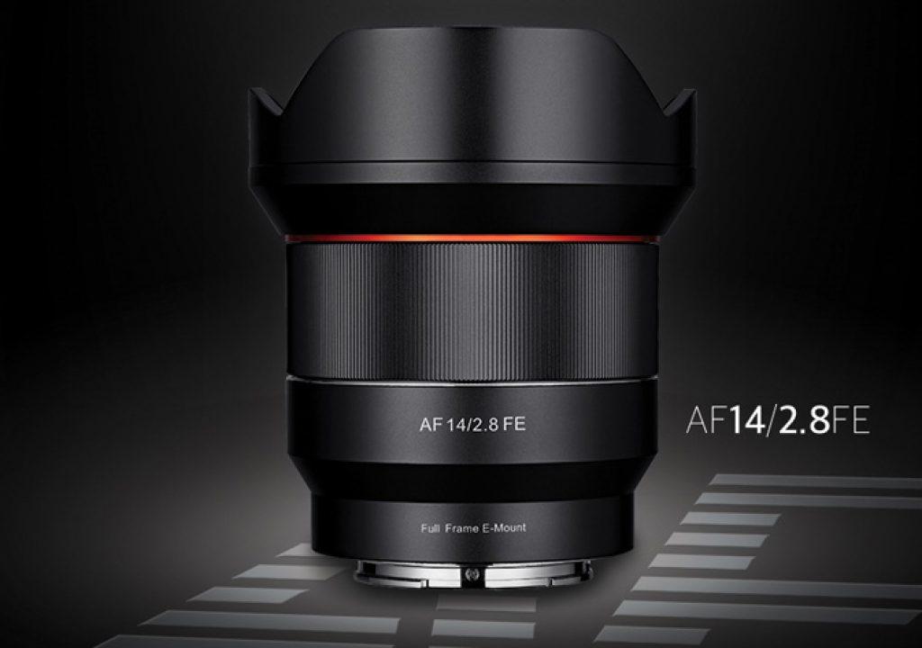 Samyang AF 14/2.8 for Sony E mount