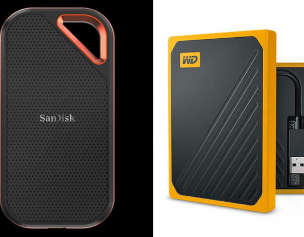 Real-time video editing with the SanDisk Extreme PRO portable SSD