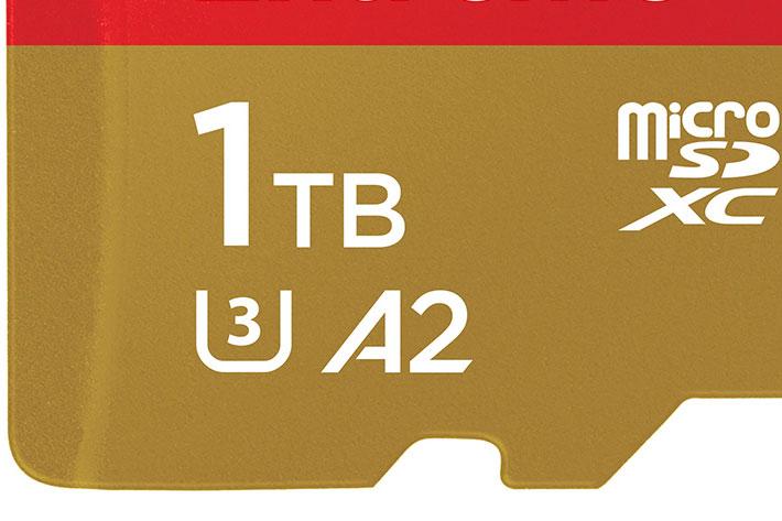 Western Digital announces world's fastest 1TB UHS-I microSD card