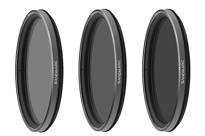 Hybrid Pro Filters: polarized ND filters for DSLRs and mirrorless cameras