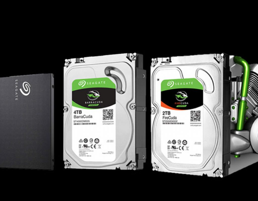 Seagate introduces BarraCuda SSD in capacities up to 2TB