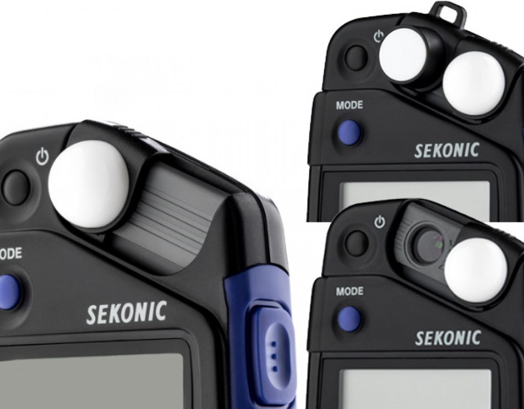 Sekonic Flashmate L-308X-U: entry-level light meter for photo and video