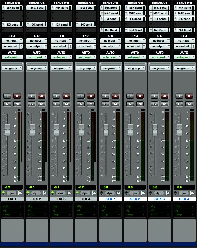 Mixers - 28 Weeks of Post Audio Redux 3