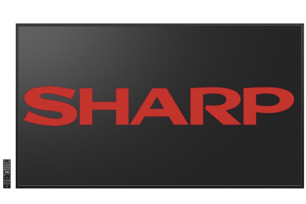 Sharp shows 85 inch 8K monitor in Europe 1