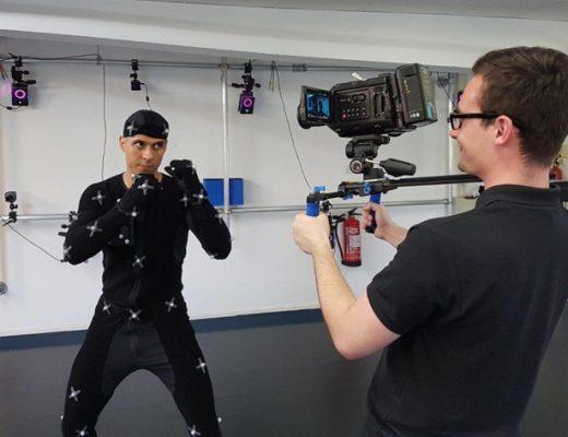 Shogun to change VFX motion capture