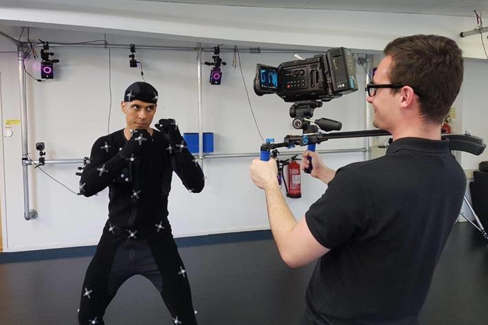 Shogun to change VFX motion capture by Jose Antunes