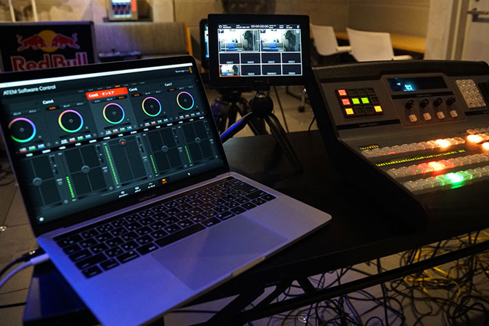 Blackmagic moves to takeover the world