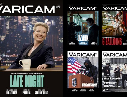 Shot On VariCam: get your FREE copy now!