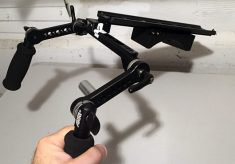 REVIEW: Wooden Camera's new shoulder rig, matte box and accessory arm trio