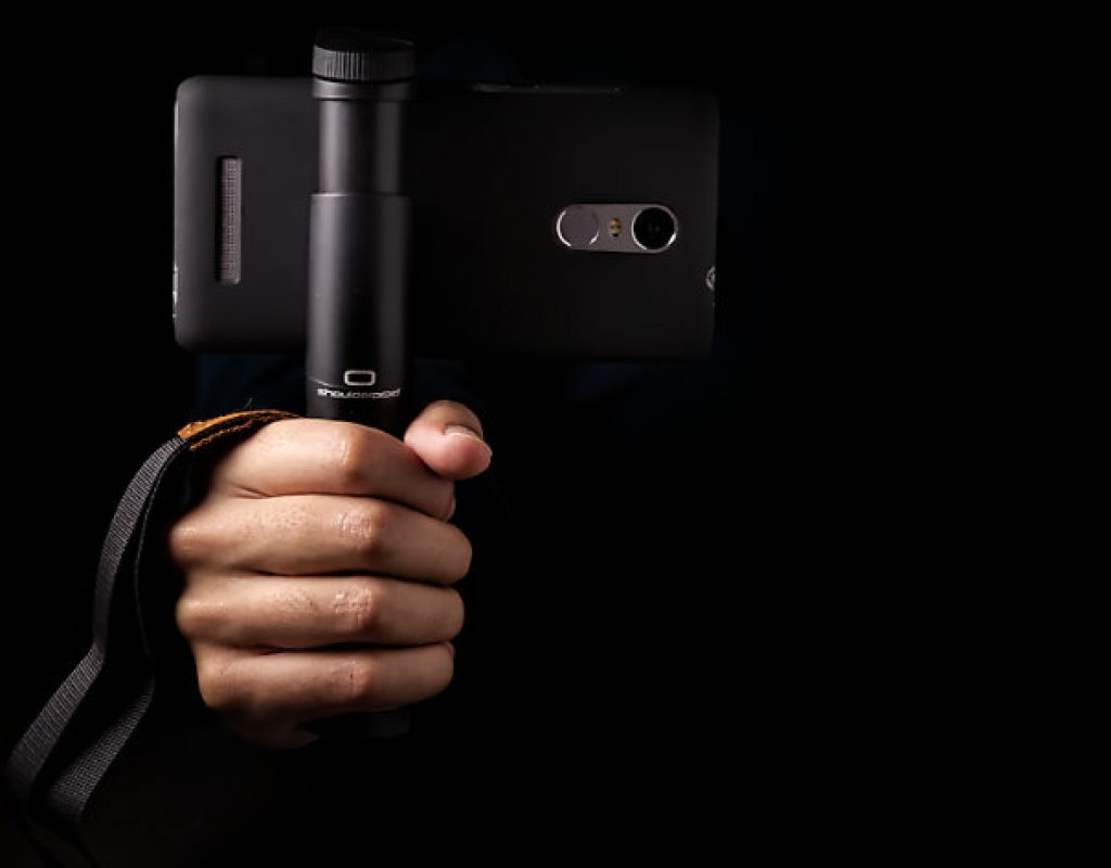 Shoulderpod S2, all the smartphone rig you need