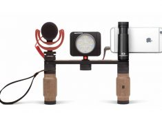 Shoulderpod: new modular rigs and grips for smartphones