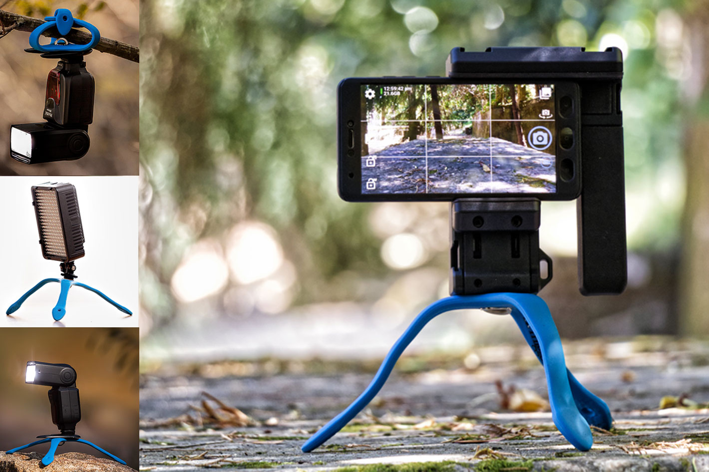 Review: two years using a Shoulderpod G2 smartphone grip