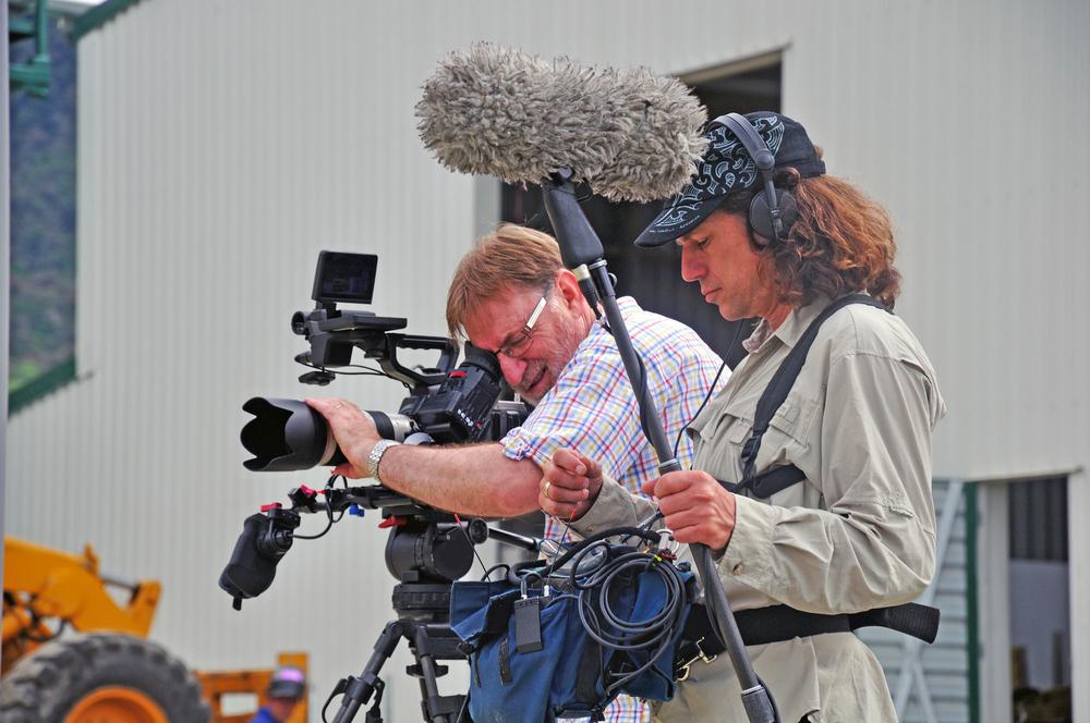 Sound for documentary