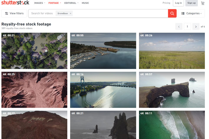 Shutterstock Select: a new premium footage collection