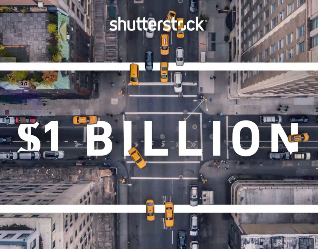 Shutterstock's global contributor community surpasses $1 billion in earnings