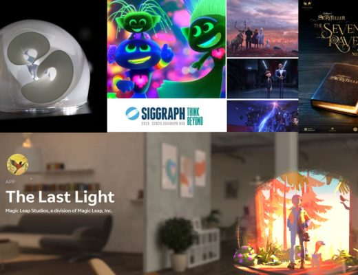SIGGRAPH 2020: digital magic served online