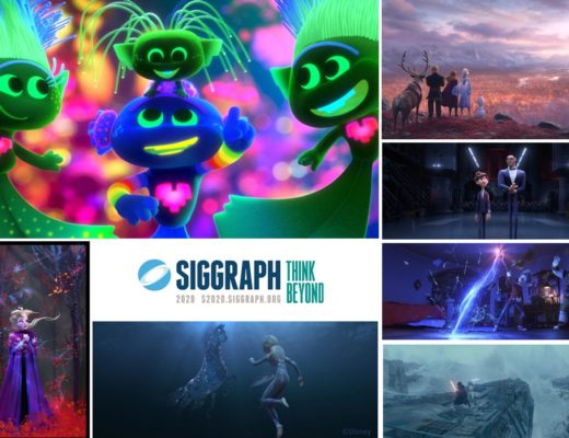 SIGGRAPH 2020: 20 behind-the-scenes looks