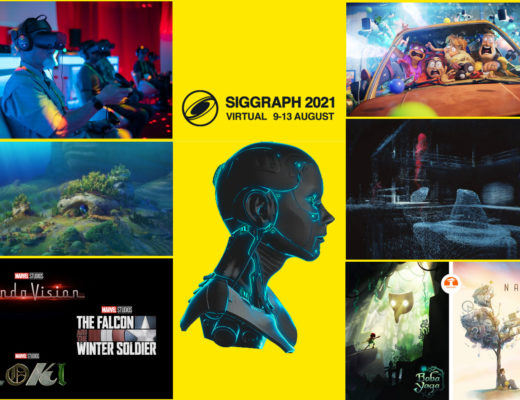 SIGGRAPH 2021: more than 20 behind-the scenes looks planned