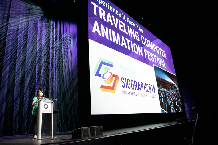 SIGGRAPH 2019 concluded with the highest attendance since 2013 5