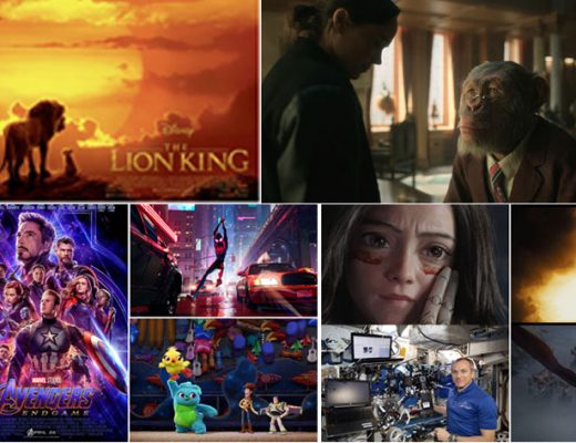 "Avengers, Lion King and Toy Story 4: see their ""Making of"" at SIGGRAPH 2019"