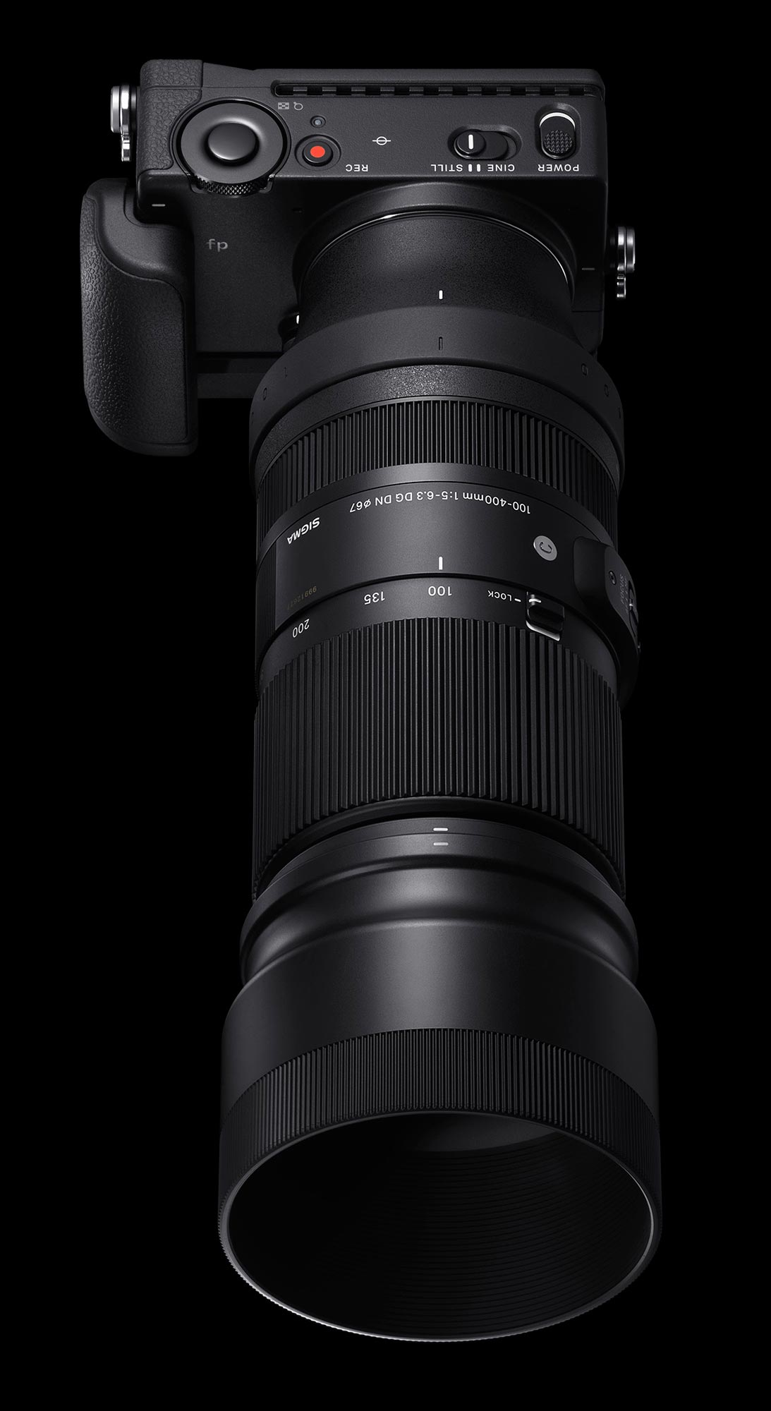 Sigma 100-400mm F5-6.3 DG DN OS: first for FF mirrorless cameras