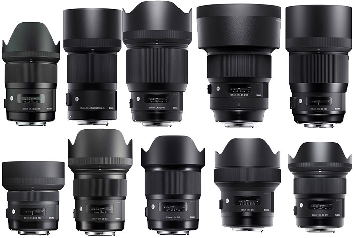 Sigma announces Black Friday and Cyber Monday sales of lenses 3