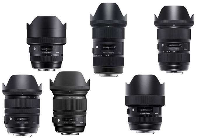 Sigma opens Black Friday and Cyber Monday sales of lenses