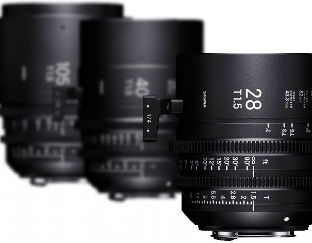 Sigma at Cine Gear Expo 2019