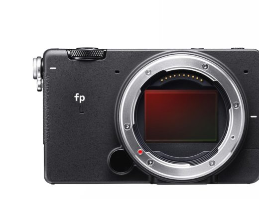 SIGMA announces fp L 61-megapixel mirrorless camera
