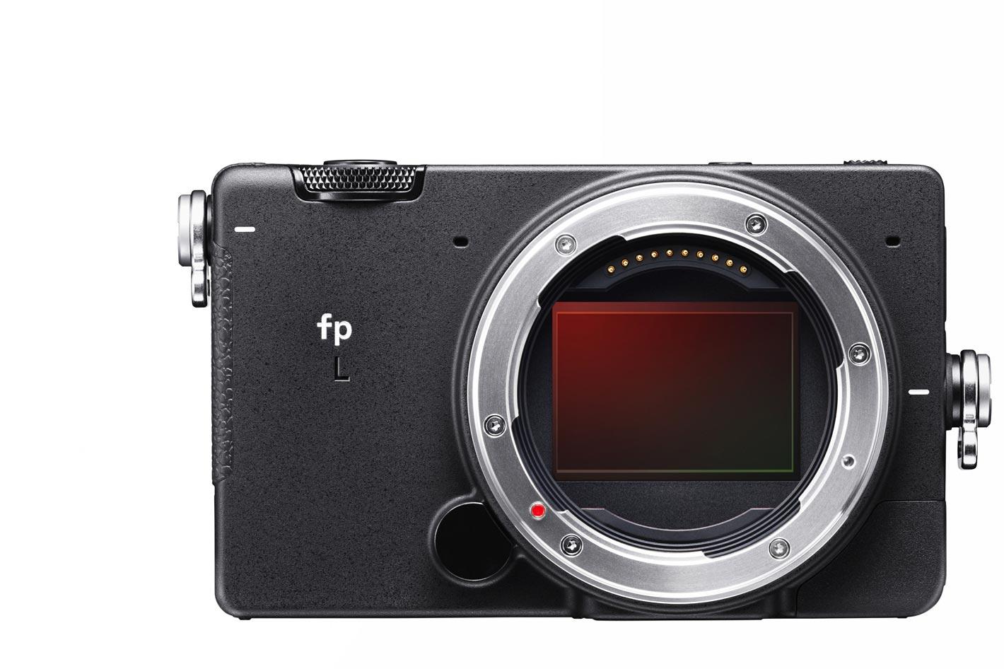 SIGMA announces fp L 61-megapixel mirrorless camera