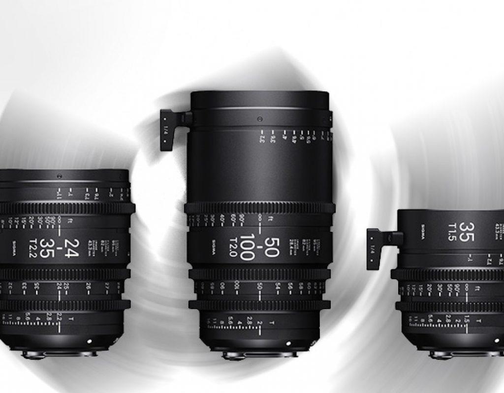 Sigma may develop anamorphic lenses