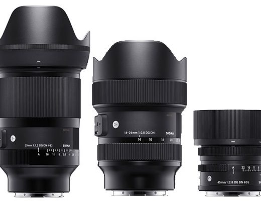 New Sigma lenses for mirrorless cameras: the new world is the old world