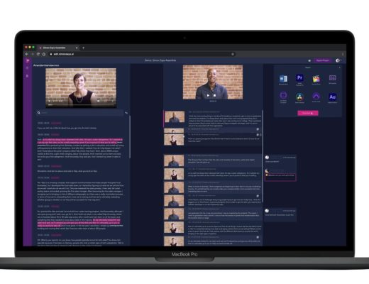 Simon Says Assemble: video editing made simple