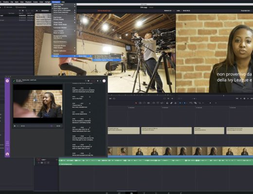 Simon Says: seamless integration with DaVinci Resolve