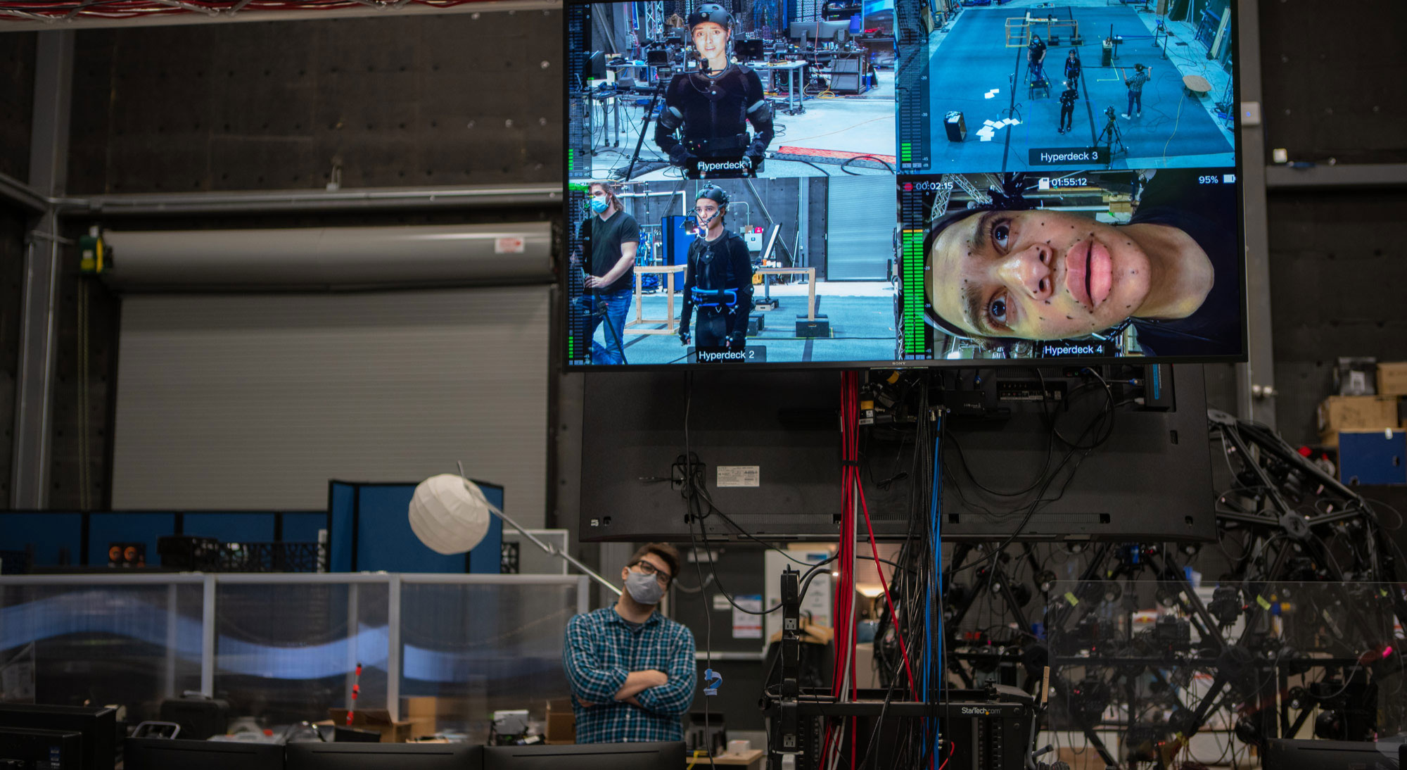 SIRT has a new Virtual Production Innovation Hub