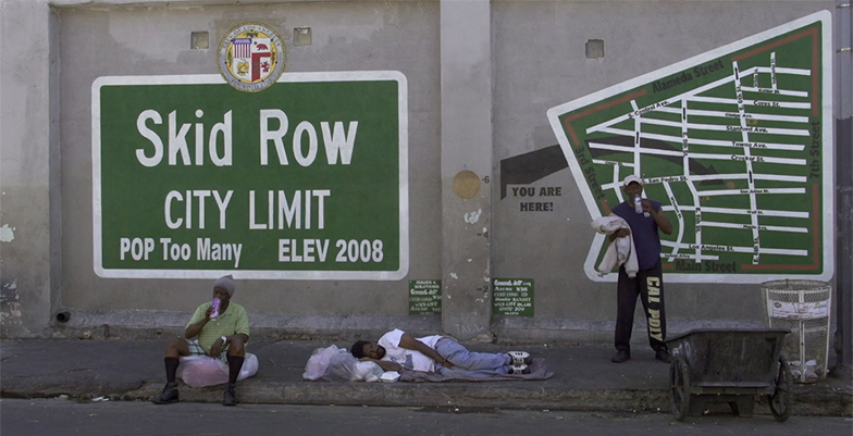 Skid Row Marathon: a story of redemption