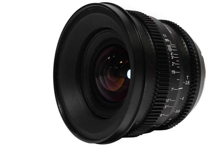 SLR Magic: seven MicroPrime Cine lenses for Fujifilm X cameras
