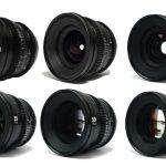 SLR Magic: seven MicroPrime Cine lenses available now for Fujifilm X cameras