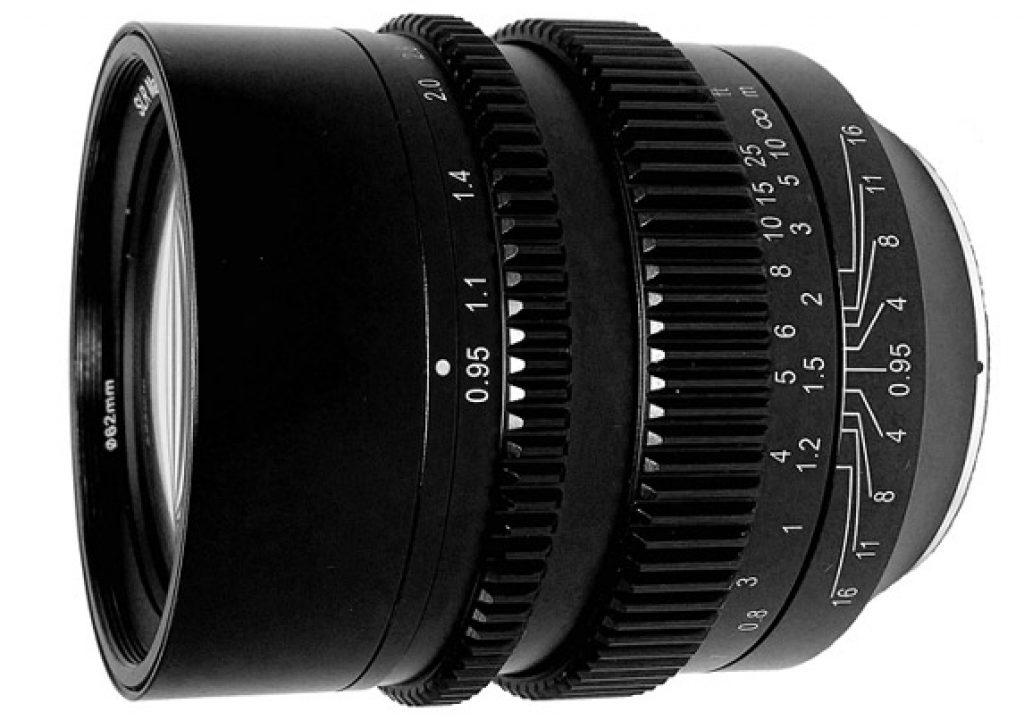 SLR Magic: New CINE Lens and Adapter for MFT 1