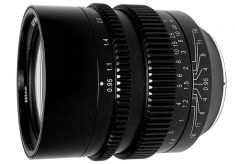 SLR Magic: New CINE Lens and Adapter for MFT