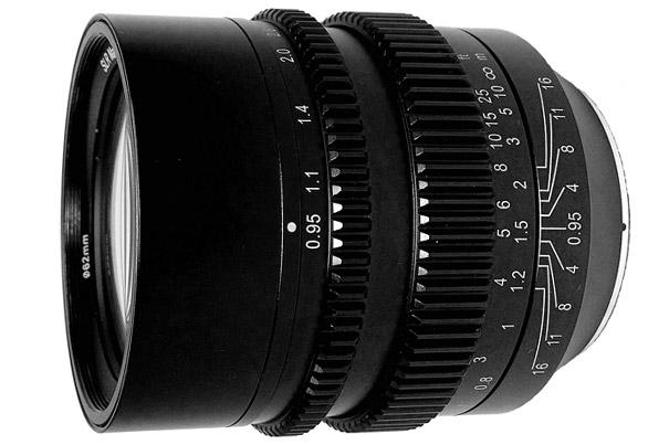 SLR Magic: New CINE Lens and Adapter for MFT 5