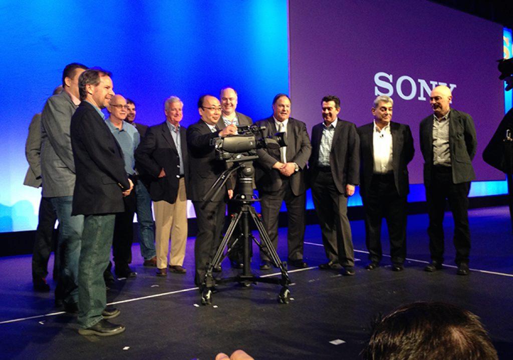 Sony Unveils 4K Camera System with 3 4K Sensors 1