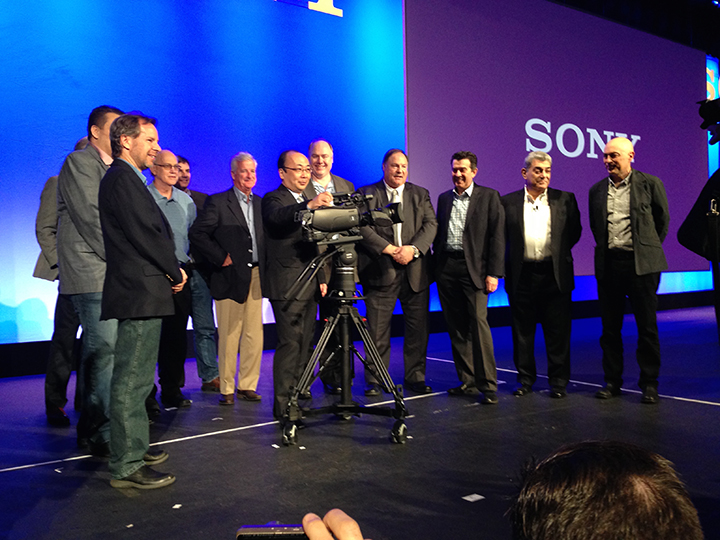 Sony Unveils 4K Camera System with 3 4K Sensors 20