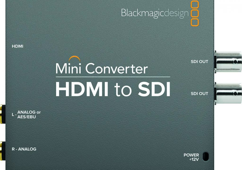 Blackmagic's 3G Mini Converters Return 1
