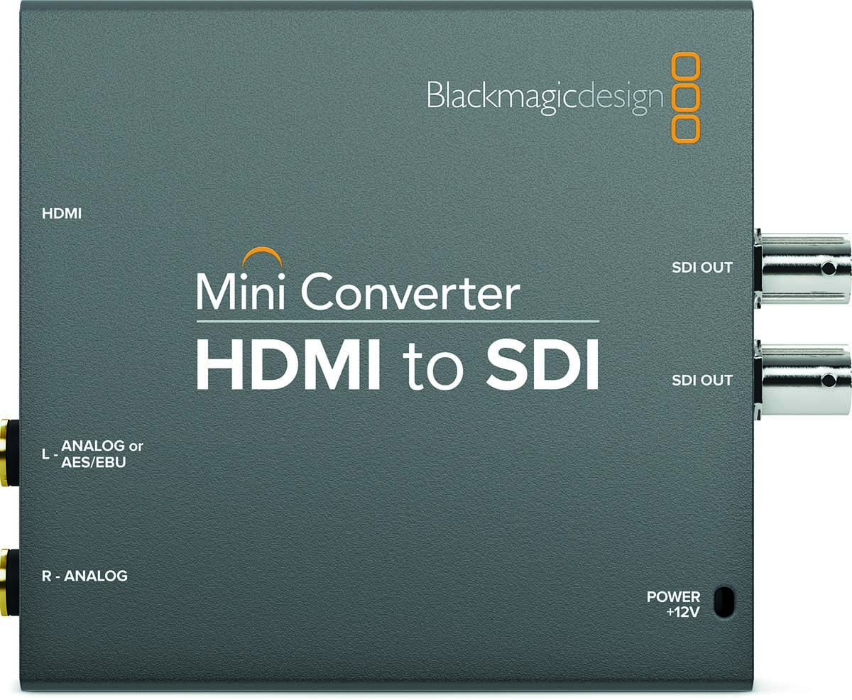 Blackmagic's 3G Mini Converters Return 11