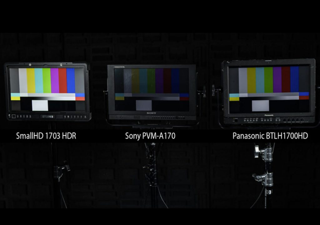 SmallHD vs Sony vs Panasonic