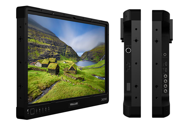 SmallHD 2403 HB: the world's brightest 24-inch production monitor 6