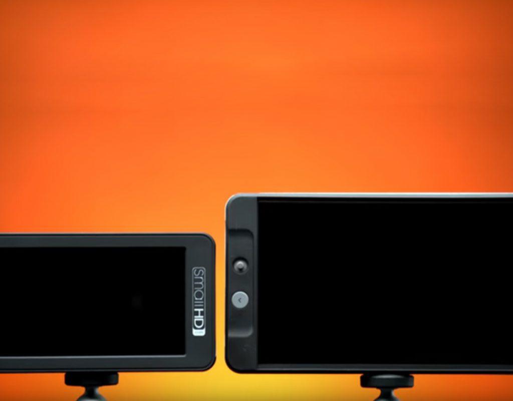 SmallHD 502 Bright: a 5-inch daylight monitor